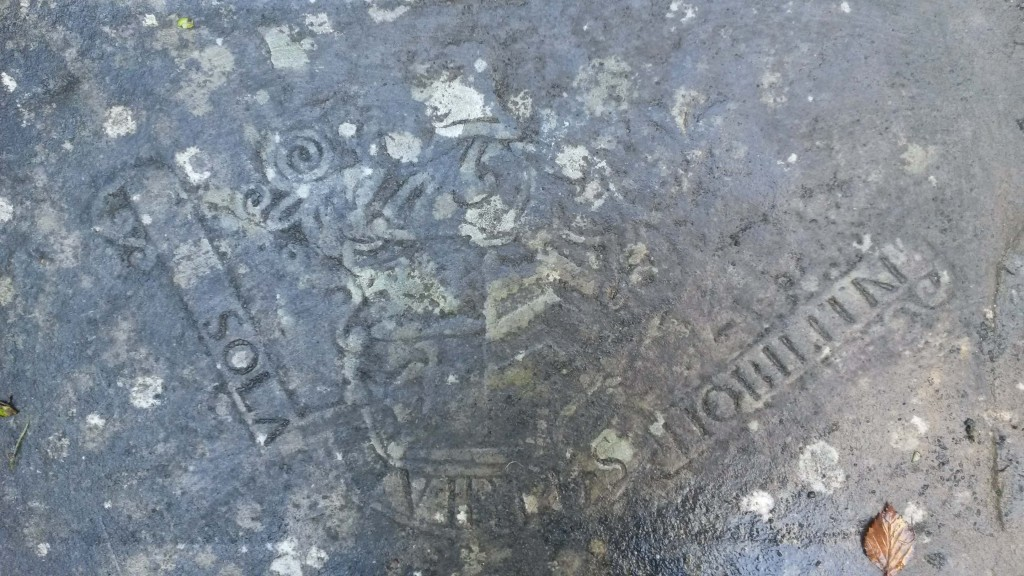 Pilley grave-slab Portumna